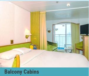 ห้องพักแบบมีระเบียง (Balcony)