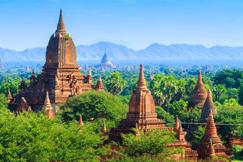 ทัวร์ บินตรงเชียงใหม่ Mandalay - Bagan chill chill  มัณฑะเลย์ มิงกุน พุกาม อมรปุระ (นั่งรถภายใน) 4วัน 3คืน โดยสายการบินบางกอกแอร์เวย์